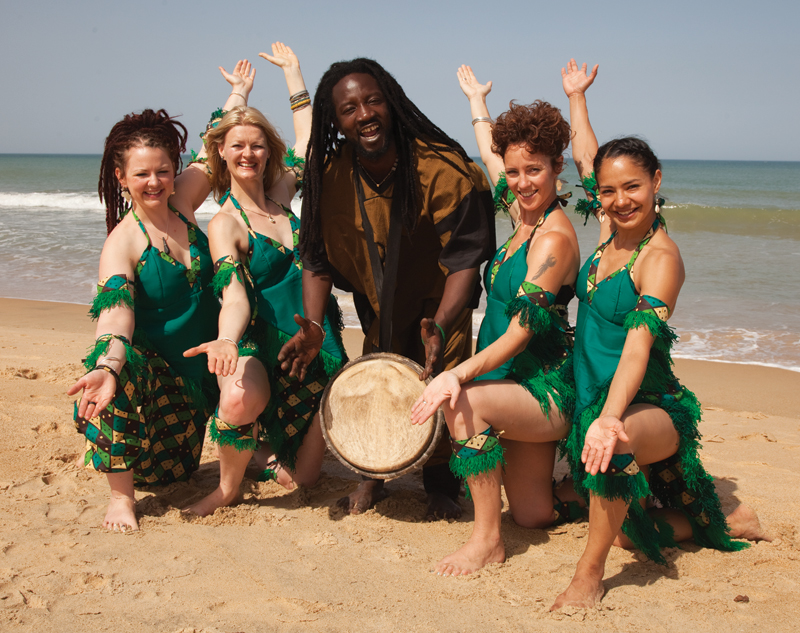 Hamana in Africa